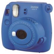 Camera foto instant Fujifilm Instax mini 9, Albastru
