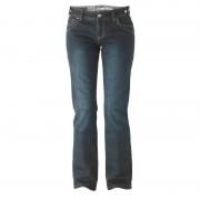 Ixon Whitney Pantalones textil de las señoras Azul XS