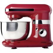 Višenamjenski kuhinjski aparat Tristar 600 W plemeniti čelik, crvena