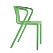 Magis Air-Armchair Stuhl mit Armlehne grün