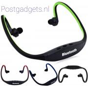 Bluetooth 4.0 In-ear Oortje /Draadloze Koptelefoon / Wireless Headset / Oordopjes / Oortjes / Hoofdtelefoon / Oortelefoon / In ear Headphones / Headphone / Draadloos / Sport Headsets / Earbud / Ear-bud / Muziek / Earphones / S9 / Zwart zonder doos