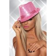 Palarie Roz Paiete pentru Femei