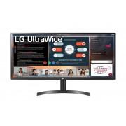 """LG 34WL500-B monitor, 34"""", FullHD, 75Hz, HDR, FreeSync, IPS"""