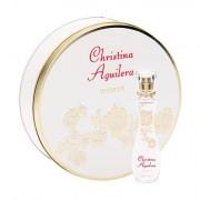 Christina Aguilera Woman confezione regalo eau de parfum 30 ml + scatola per donna