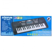 New Bigfun 37 Key Piano Keyboard Toy with DC Power Option Recording and Mic for kids ...
