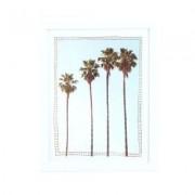 Lafinesse Bild mit Rahmen Palmen