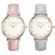 Hot Hothot Sale 2017 Fashion women watches Luxury Leather watch Men Quartz Watch relogio feminino