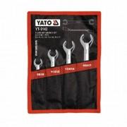 Yato Fékcsőkulcs készlet 4 részes (YT-0143)