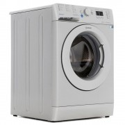 Indesit BWA81483XSUK Washing Machine - Silver