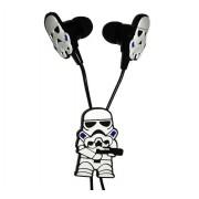 Star Wars sztereo headset - Stormtroopers 001 3,5mm jack csatlakozóval