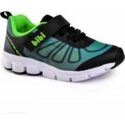 Pantofi Sport Baieti BIBI Icon Baby Verde 22 EU