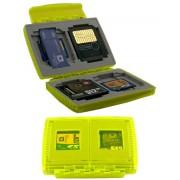GePe Cardsafe Extreme NEON minneskortsetui