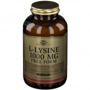 Solgar® L-Lysine 1000 mg