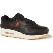 Nike Air Max 1 Premium sneaker van leer