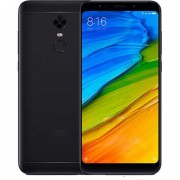 Telemóvel Xiaomi Redmi 5 Plus 4G 64Gb black EU