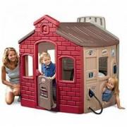 Голяма къща за игра с много лица - Little Tikes, 320112