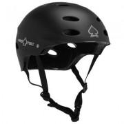 Pro-Tec Helmets Ace SXP Helmet (Color: Black, Storlek: M/L)