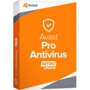 avast! Pro Antivirus - 1 poste - Abonnement 3 ans