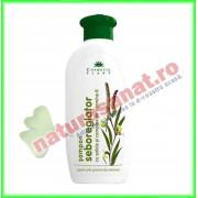 Sampon seboreglator cu salcie alba si complex de vitamine B 250 ml - Cosmetic Plant
