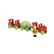 Trenulet clown BRIO