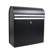 Robust letterbox KS200, black