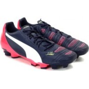 Puma evoPOWER 4.2 FG Men Football Shoes For Men(Multicolor)