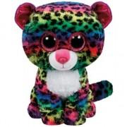 Ty Beanie Luipaard Ty Beanie knuffel Dotty 24 cm