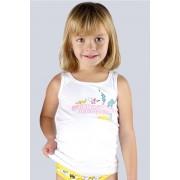 Pamut lányka alsó trikó
