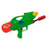 Pistol cu apa pentru copii Globo 39 cm, verde
