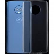 0,75 Transparente Caso De TPU Para Motorola Moto G6 Plus