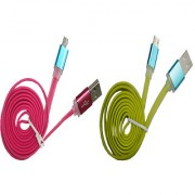 Olac Micro USB Data Cables (Pack of 2)