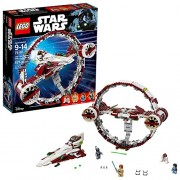 LEGO Star Wars Jedi Starfighter with Hyperdrive Set 75191
