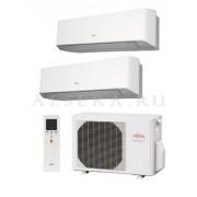 Fujitsu Мульти сплит-система Fujitsu ASYG07LMCA+ASYG12LMCA