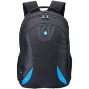 HP 15.6 inch Expandable Laptop Backpack (Black) 30 L Backpack(Black, Blue)