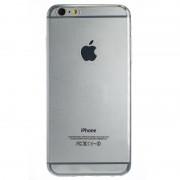 """Husa iPhone 6 Plus Transparent Slim Jacket Rock"""