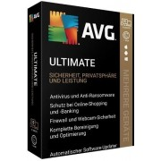 AVG Ultimate 2020 Multi Device 10 dispositivos 1 Año