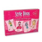 STYLE DIVAS A MULTIPLE MODEL DESIGN GAME FOR GIRLS KIDS ONLY