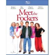 Meet the Fockers [With $10 Little Fockers Movie Cash] [Blu-ray] [2004]