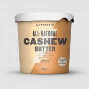 Myprotein Natural Cashew Butter - 1kg - Original - Smooth