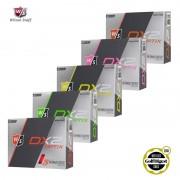 Wilson Staff Dx2 Soft Optix New Blue Golf Balls-12 Pack