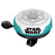 Disney fietsbel Star Wars 55 mm wit/turquoise