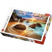 Trefl Puzzle Slagalica Samudra Beach India 1000 kom (10461)