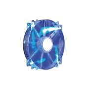 Ventilador Cooler Master MegaFlow 200mm Led Azul (R4-LUS-07AB-GP)-Azul