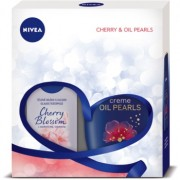 Nivea Creme Oil Pearls lote cosmético I.