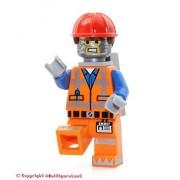 LEGO Movie Robo Emmet Minifigure (Robot Tinfoil Disguise)