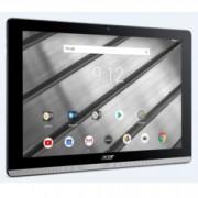 """Таблет Acer Iconia B3-A50-K0RM(NT.LF3EE.001)(сребрист), 10.1"""" (25.65 cm) HD IPS дисплей, четириядрен MTK MT8167 Cortex A35 1.30GHz, 2GB RAM, 32GB Flash памет (+ microSD слот), 5.0 & 2.0 камера, Android 8.1 Oreo, 550g"""