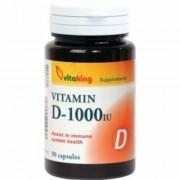 Vitaking D-1000 vitamin kapszula, 90 db
