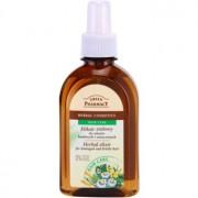 Green Pharmacy Hair Care Elixir pe baza de plante pentru parul deteriorat si casant 250 ml