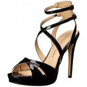 Chinese Laundry Women s HIGHLIGHT SOFT PA Dress Sandal Black 8.5 B(M) US