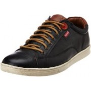 Levi's Starch Sneakers For Men(Black)